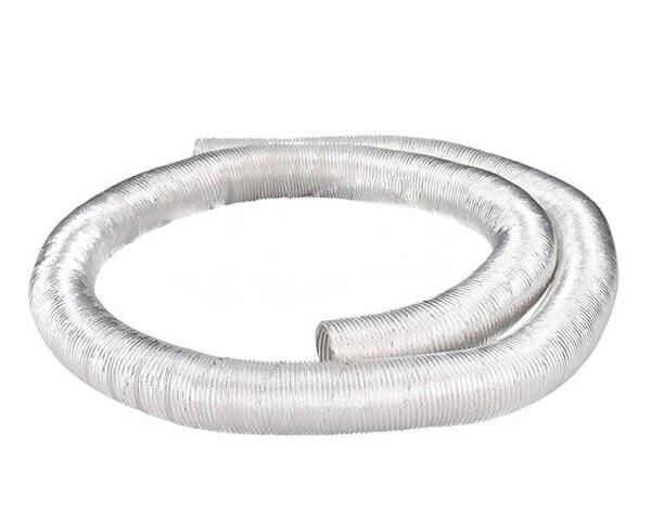 Термозащита жидкостного шланга